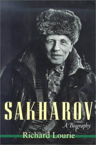 Sakharov A Biography  2002 edition cover