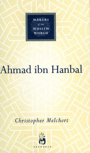Ahmad Ibn Hanbal   2006 9781851684076 Front Cover
