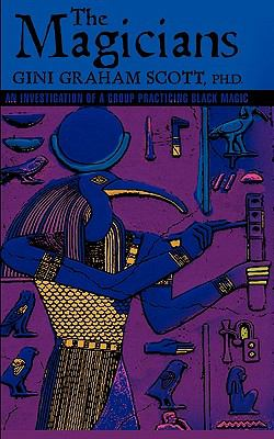 Magicians An Investigation of a Group Practicing BLACK MAGIC N/A 9784871874076 Front Cover