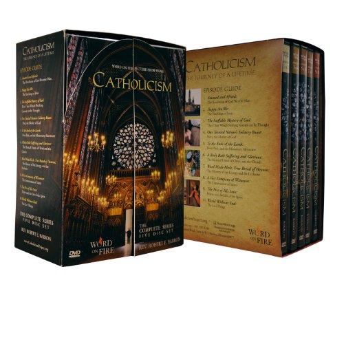 Catholicism DVD Box Set System.Collections.Generic.List`1[System.String] artwork