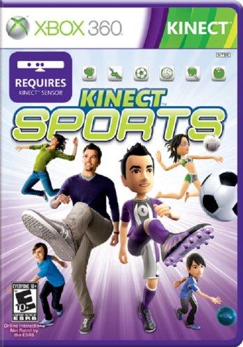 Kinect Sports Xbox 360 artwork