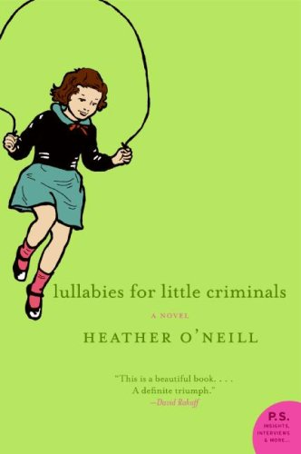 Lullabies for Little Criminals   2006 edition cover