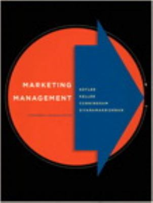 Marketing Management  14th 2013 9780132161077 Front Cover