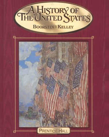 History of the United States N/A edition cover