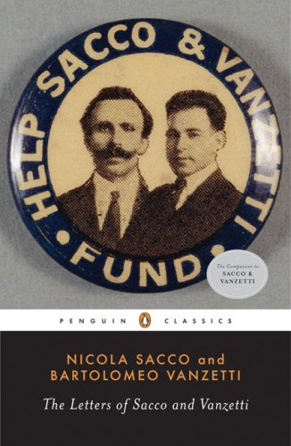Letters of Sacco and Vanzetti   2007 (Revised) edition cover