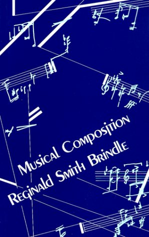 Musical Composition   1986 edition cover