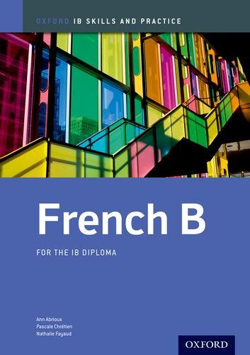 French B  N/A edition cover