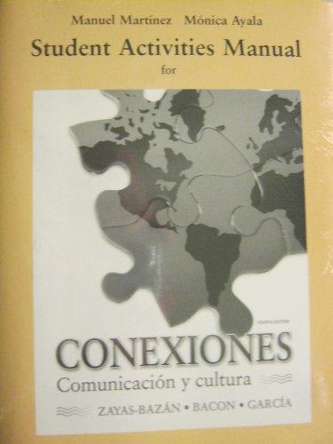 CONEXIONES-W/STUD.ACT.MAN.+ACC N/A 9780205773077 Front Cover