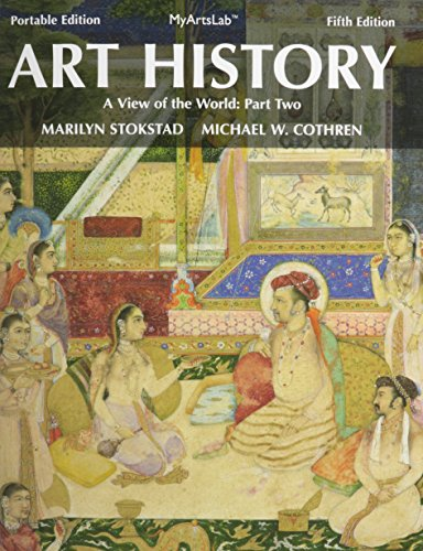 Art History Portables Books 3, 5 + Myartslab With Pearson Etext:   2013 9780205942077 Front Cover