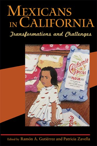 Mexicans in California Transformations and Challenges  2009 9780252076077 Front Cover