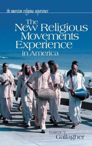 New Religious Movements Experience in America   2004 edition cover