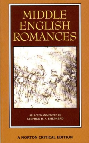 Middle English Romances   1995 edition cover