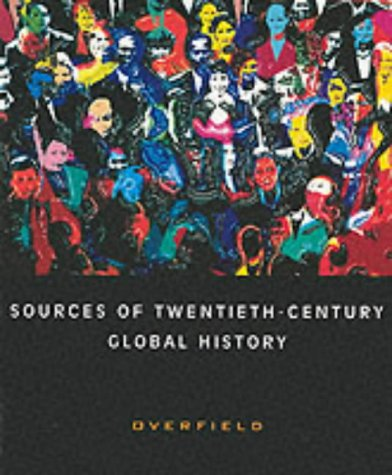 Sources of Twentieth-Century Global History   2002 edition cover