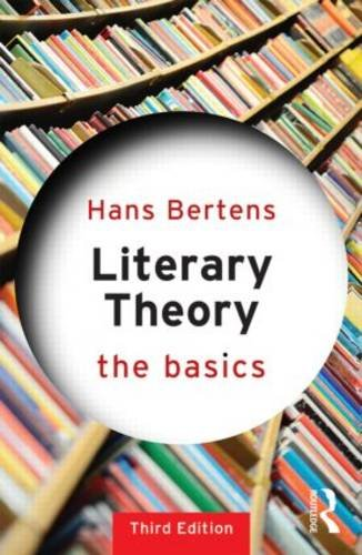 Literary Theory: the Basics  3rd 2014 (Revised) edition cover