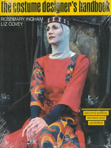Costume Designer's Handbook A Complete Guide for Amateur and Professional Costume Designers 2nd 1992 edition cover