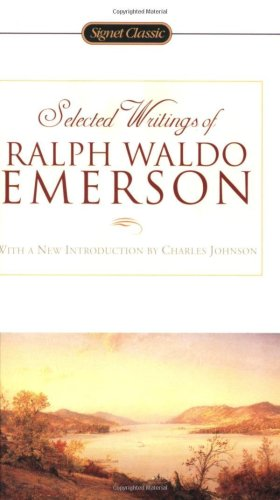 Selected Writings of Ralph Waldo Emerson  2nd 2003 edition cover