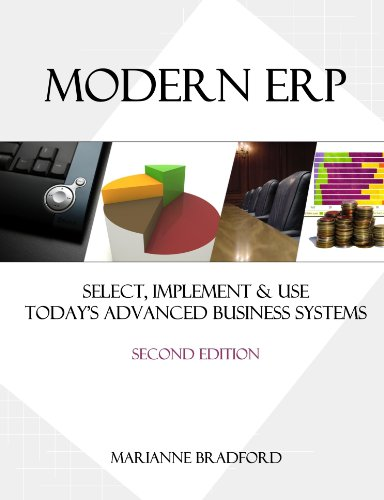 Modern ERP: Select, Implement and Use Today's Advanced Business Systems  N/A edition cover