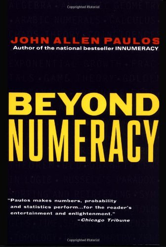 Beyond Numeracy  N/A edition cover