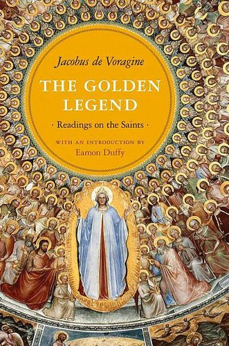 Golden Legend Readings on the Saints  2012 edition cover