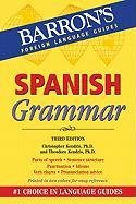 Spanish Grammar  3rd 2011 (Revised) edition cover