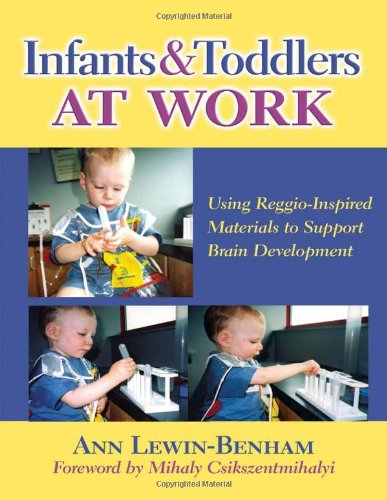 Infants and Toddlers at Work Using Reggio-Inspired Materials to Support Brain Development  2010 edition cover