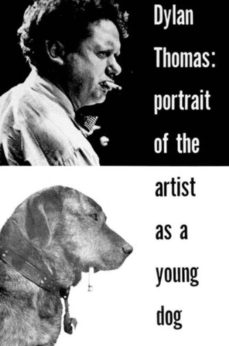 Portrait of the Artist As a Young Dog   1956 edition cover