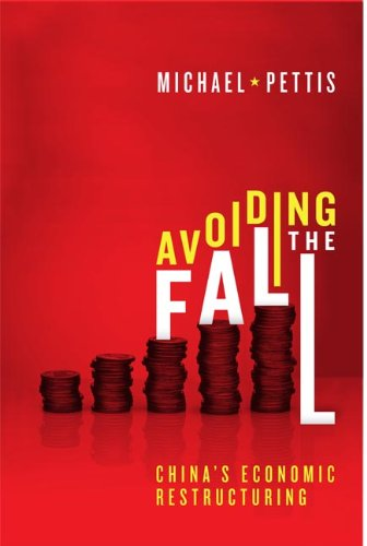 Avoiding the Fall China's Economic Restructuring  2013 edition cover