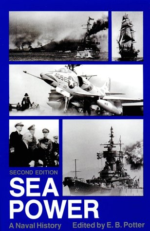 Sea Power A Naval History 2nd 1981 (Revised) edition cover