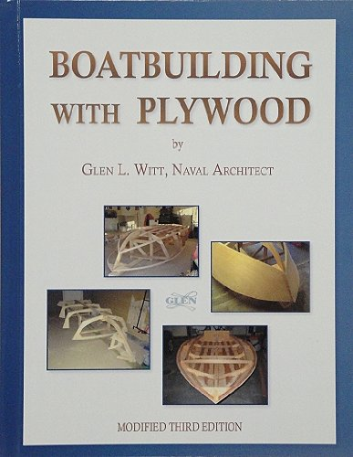 Boat Building with Plywood 3rd 9780939070077 Front Cover