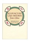 Acupuncture Case Histories from China   1988 edition cover