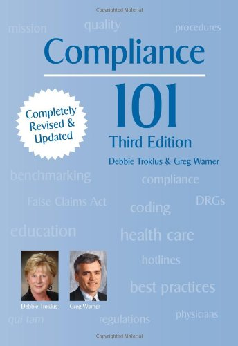 COMPLIANCE 101                 N/A edition cover