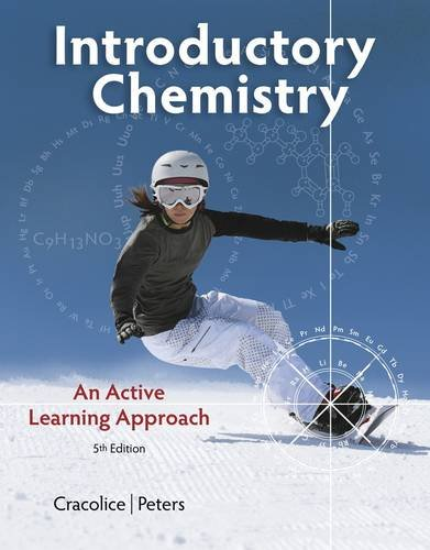 Introductory Chemistry An Active Learning Approach 5th 2013 edition cover