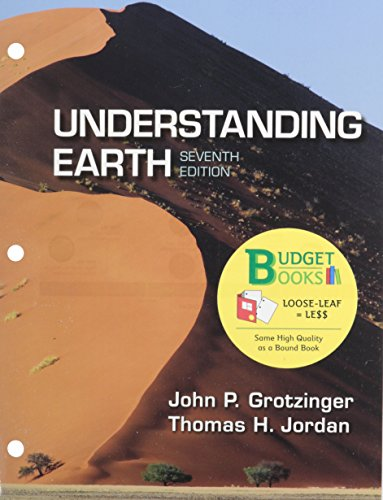 Understanding Earth:   2014 edition cover