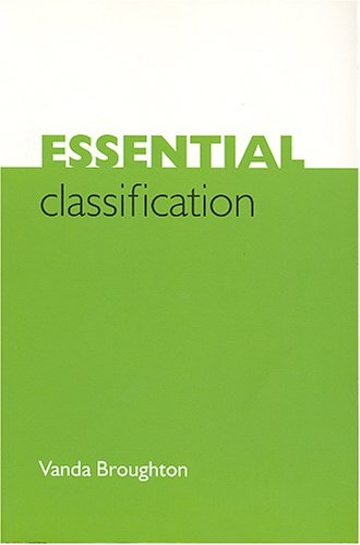 Essential Classification   2004 edition cover