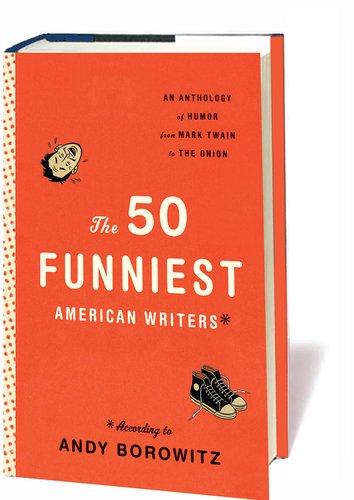 50 Funniest American Writers   2011 edition cover