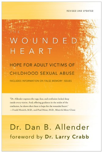 Wounded Heart Hope for Adult Victims of Childhood Sexual Abuse N/A edition cover