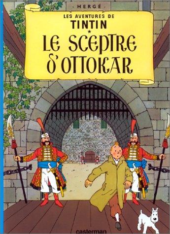 Sceptre d'Ottokar N/A edition cover