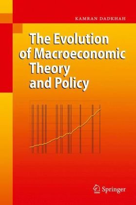 Evolution of Macroeconomic Theory and Policy   2009 edition cover