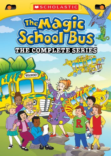 The Magic School Bus: The Complete Series System.Collections.Generic.List`1[System.String] artwork
