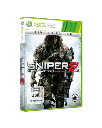 Sniper: Ghost Warrior 2 - Limited Edition (100% uncut) Xbox 360 artwork