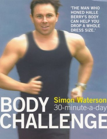 30-Minute-A-Day Body Challenge   2003 9780007156078 Front Cover