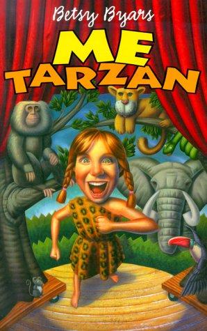 Me Tarzan   2000 9780060287078 Front Cover