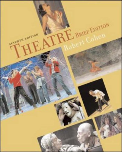 Theatre  7th 2006 (Revised) edition cover