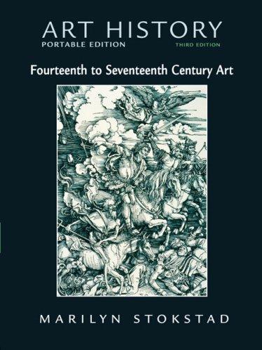 Art History Fourteenth to Seventeenth Century Art 3rd 2009 edition cover