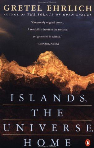 Islands, the Universe, Home  Reprint edition cover