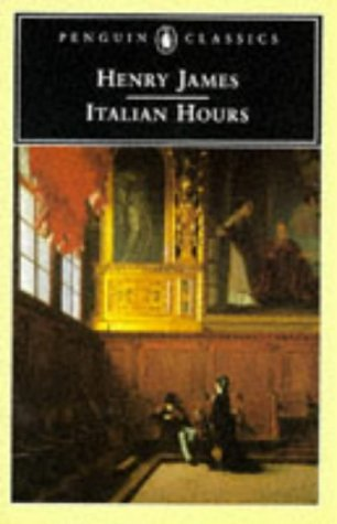 Italian Hours   1995 edition cover