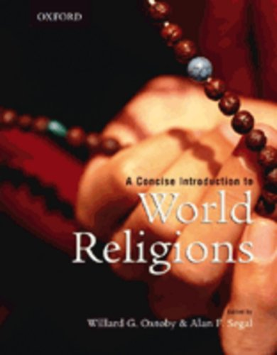 Concise Introduction to World Religions   2007 edition cover