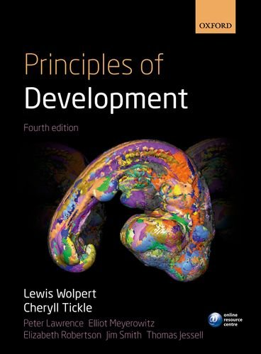Principles of Development  4th 2010 edition cover