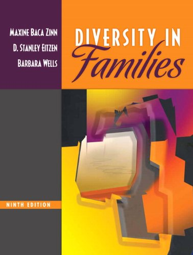 Diversity in Families  9th 2011 edition cover