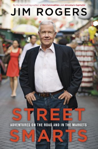 Street Smarts Adventures on the Road and in the Markets  2013 edition cover